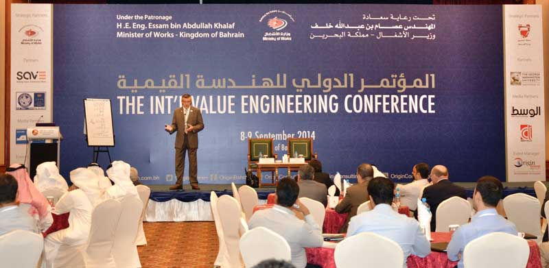 The International Value Engineering Conference