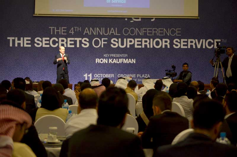 The Secrets of Superior Service